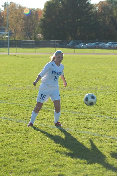 PHS vs Platt girls soccer