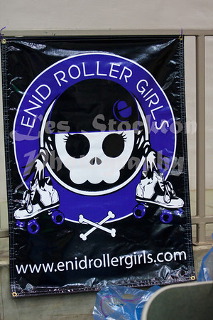 2012.04.14 - Green Country Thunderdollz v Enid Roller Girls