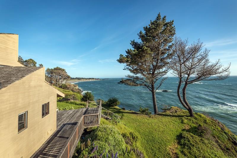 Decks with Panoramic Ocean Views