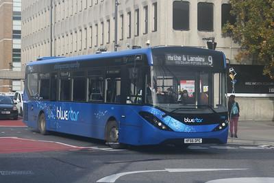 2760, HF66DPE, Bluestar, Bargates, Southampton