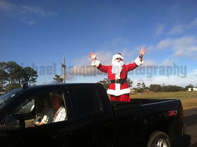 2012 Santa Photos