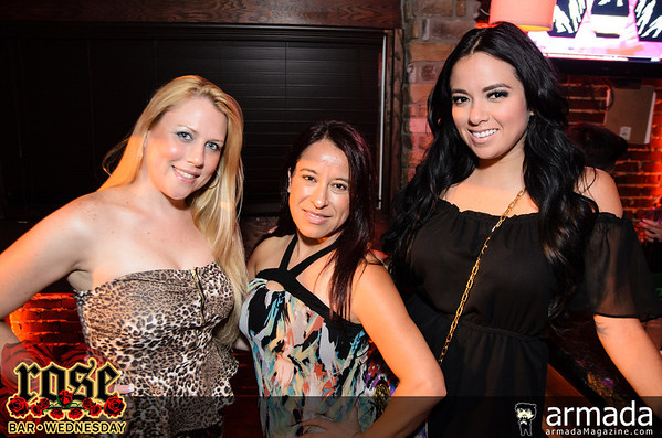 Rose Bar Wednesdays - 09.04.2013