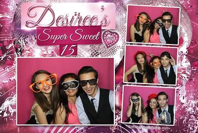 Desiree's Super Sweet 15