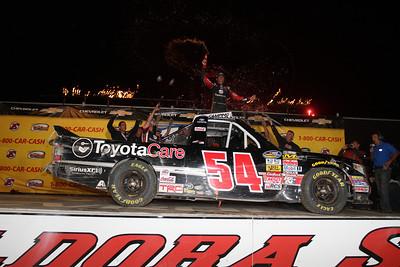 Mudsummer Classic, Eldora Speedway, Rossburg, OH, July 23, 2014