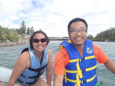 Aug 27 Rafting
