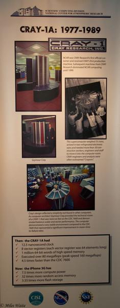 Cray Super Computer NCAR