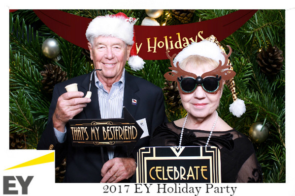 Ernst & Young Holiday Party - 2017