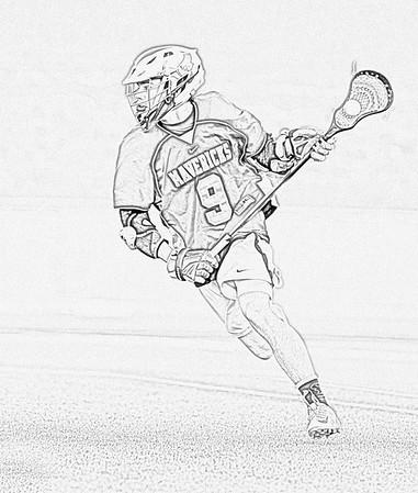 LCC Varsity Lacrosse vs. St. Regis 4.9.15