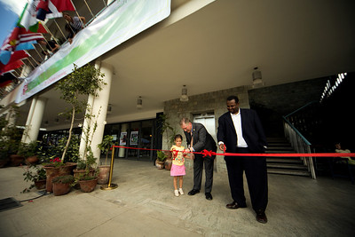 Cafeteria Grand Opening