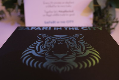 ZSL Safari in the City Gala 2018