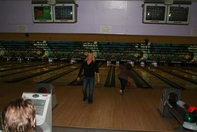 2011 Volunteer Appreciation Bowling Party