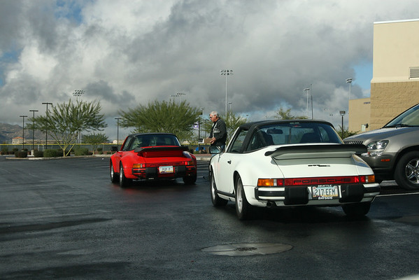 Arizona Porsche Club of America 50th year Celebration weekend (Gimmick Rally))