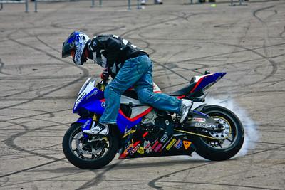 Motorcycle race 2010