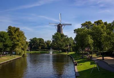 Amsterdam:  Leiden Daytrip