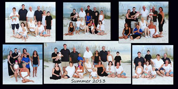 Terri Beach collage