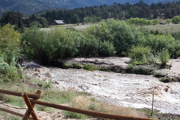 Estes Park Floods