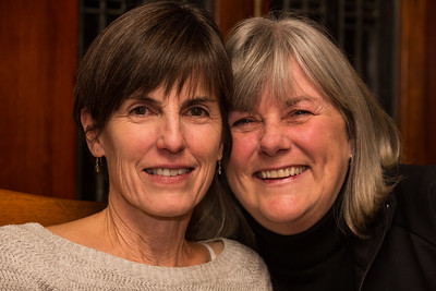 Susie and Marianne January 6, 2018