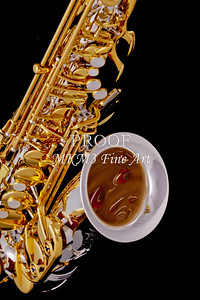 Saxophone Fine Art Photographs for Wall Art
