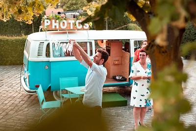 Photobooths in actie