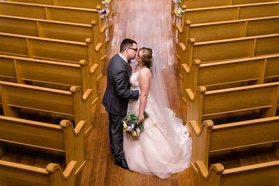 Amber & Zak Welliver | Wedding, exp. 5/23