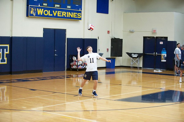 JV Volleyball vs Columbus