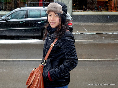 Walking around Vienna with a compact camera pt 2 - January 2014