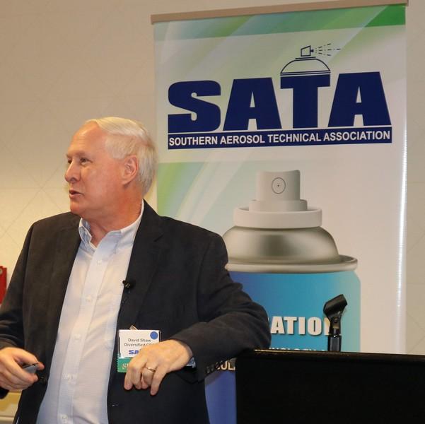 David Shaw, Diversified CPC; 'Propellants Use & Safety Panel - Propellants Safety'