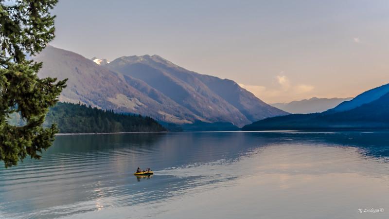 Lillooet Lake Afternoon