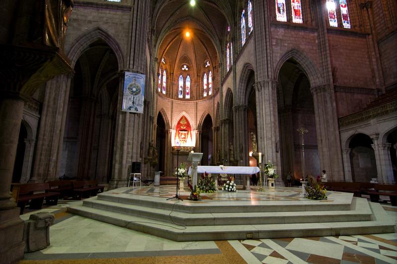 La Basilica del Voto National Cathedral