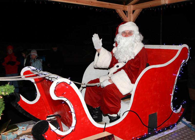 Santa in Spaldwick_6587037167_o.jpg