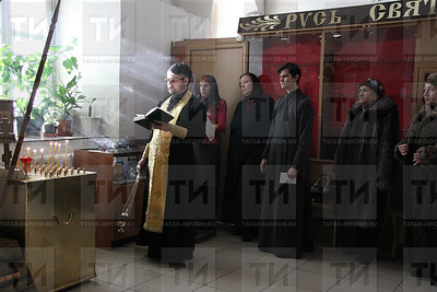 13.02.2018 - Служба памяти Ф. Шаляпина (Александр Эшкинин)