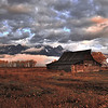 The Grand Teton National Park, Wy Mormon Row   Photo # 55  Good Morning, Hope you are having a good week Thank You for your comments