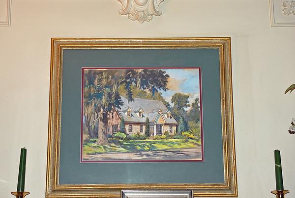 Nightingale House on Goebal Ave, Savannah