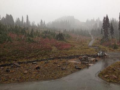 Labor Day 2015 - Mt. Rainier National Park and Yakima