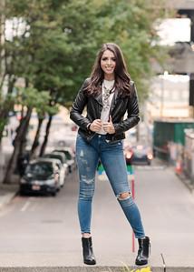 Gaby Rojas Senior Model 2016