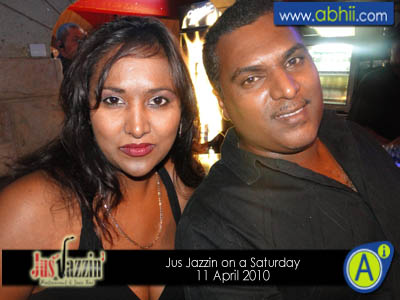 Jus Jazzin - 11th April 2010