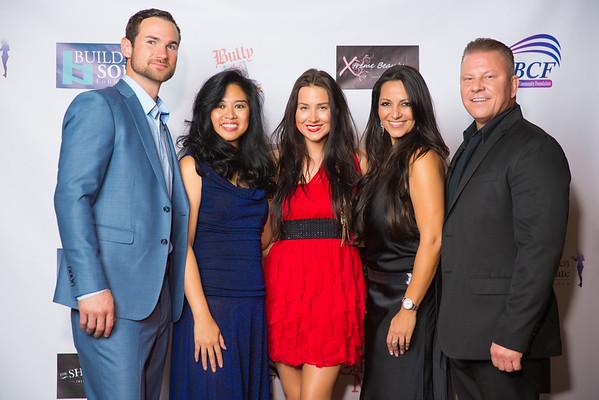 IVBCF Awards 2014 Red Carpet