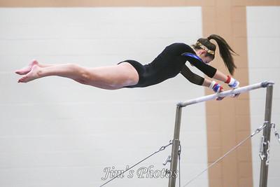 Madison West Gymnastics - Feb 05, 2014