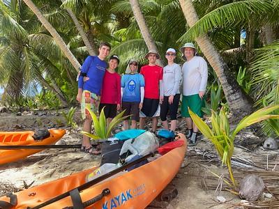 2021-03-19 Kayak Camping
