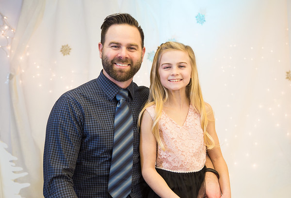 2018 Father Daughter Dance