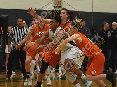 Mansfield - Oliver Ames Boys Basketball 1-11-19