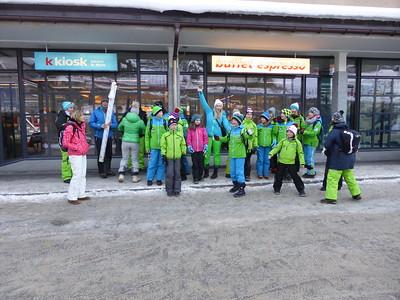 Jasmine Abfahrt St. Moritz