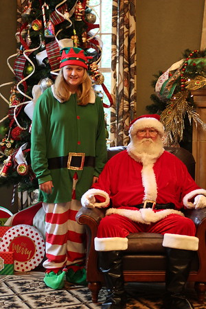 Breakfast with Santa Squire  12/15