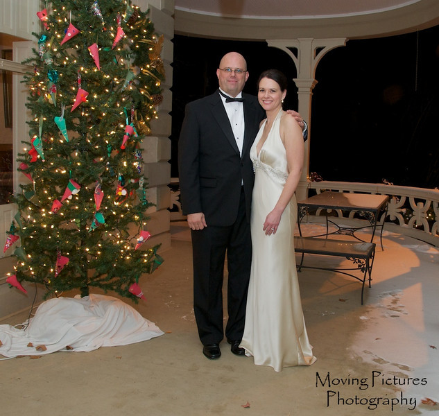 Melissa & Tony's Wedding