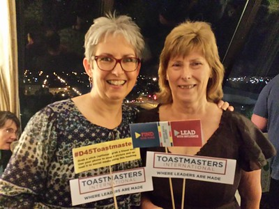Misc Toastmasters events