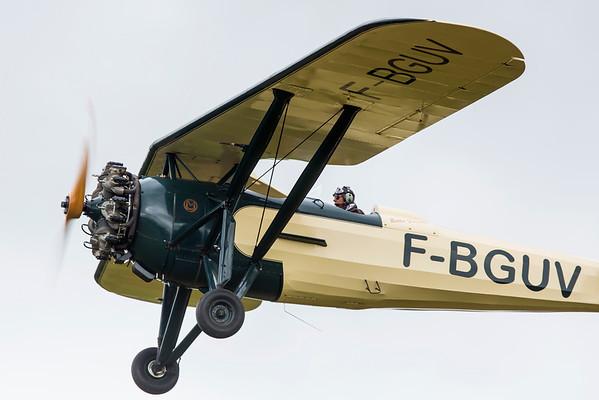 F-BGUV - Morane Saulnier MS-317