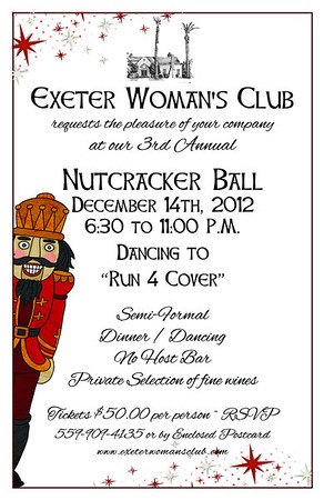 EWC Nutcracker Ball 2012