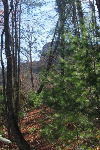 Little Table Rock Trail -- 2,900'