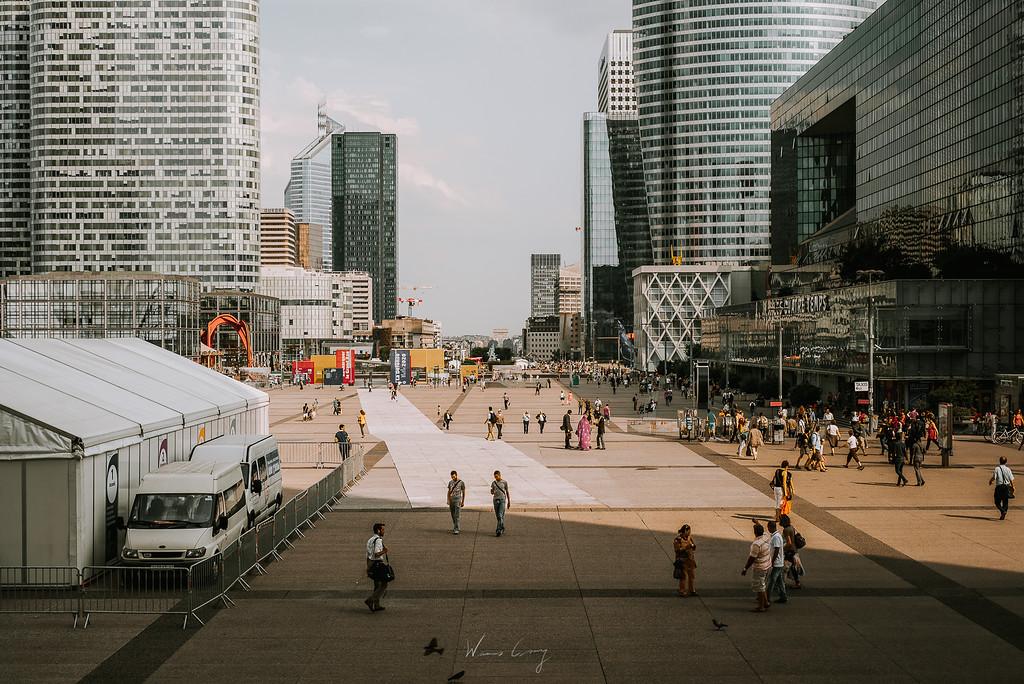 巴黎的五座凱旋門介紹與旅行建議 by 旅行攝影師張威廉
