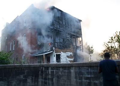 2 Alarm Structure Fire - 189 Oak St., New Britain, CT. - 5/24/21